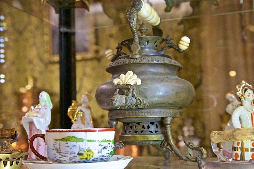 Выпей чайку - позабудешь тоску!: Благородная патина. Почувствуйте вкус старины!