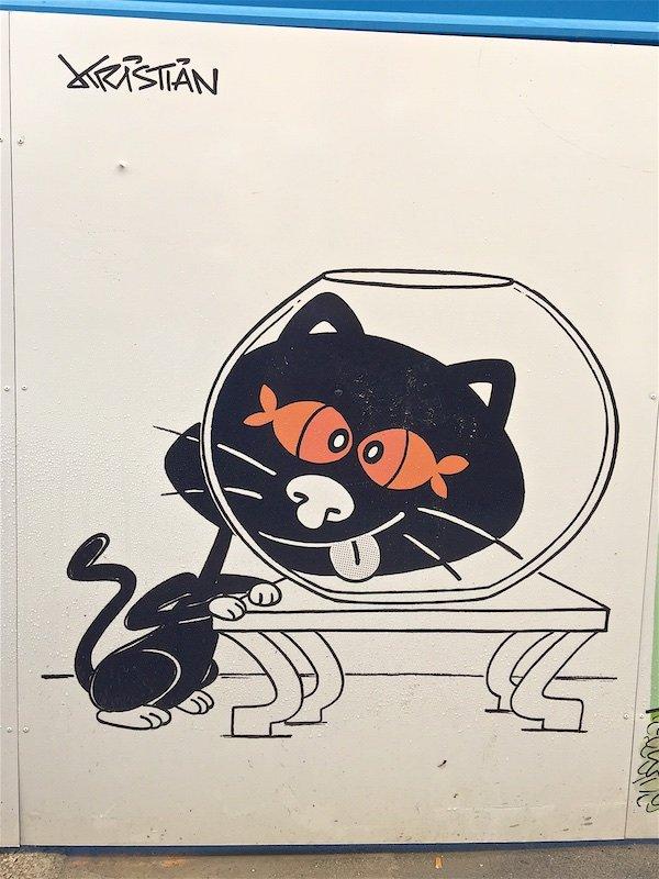 АзурМетроСтрой: Этого котика в инсту заберем!