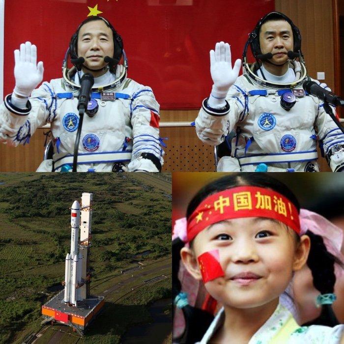 Китайских космонавтов могут готовить с детского сада