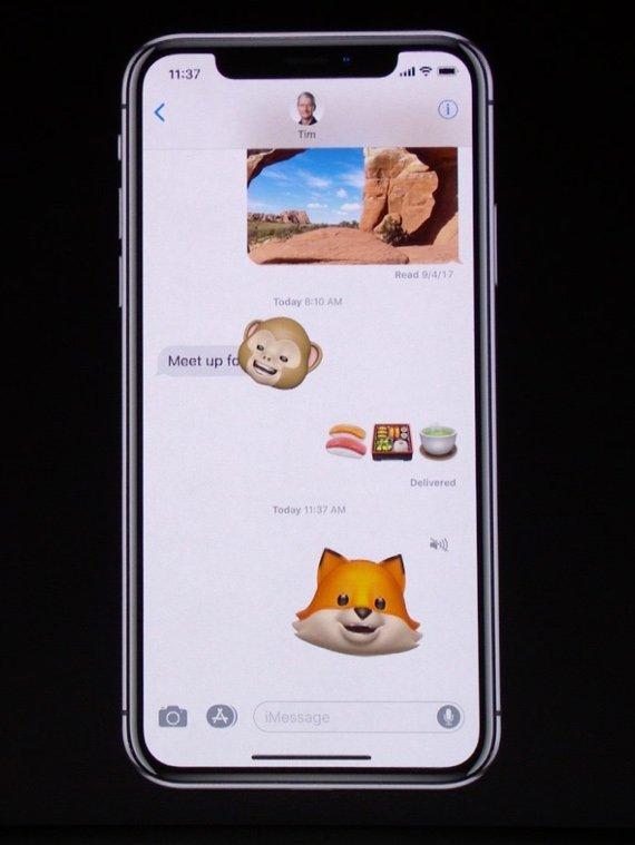 «Идеальный детектор лжи!» - соцсети обсуждают новый iPhone X