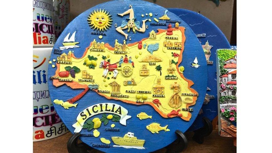 Сицилия для туристов