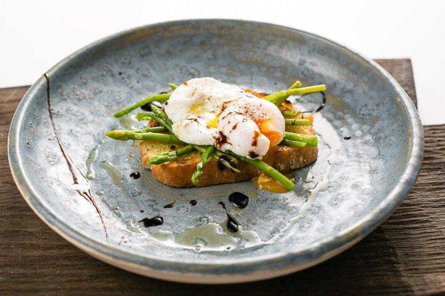 Три потрясающих блюда со спаржей