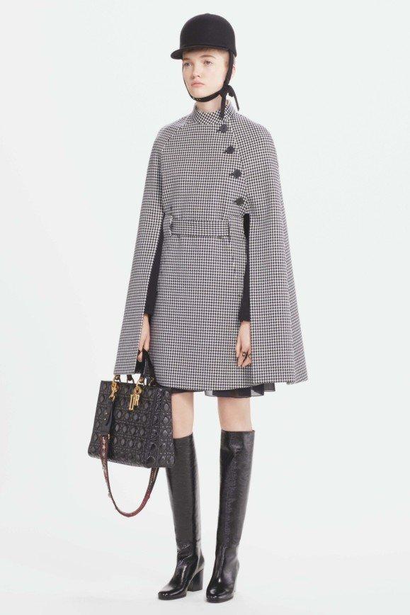 Богемная коллекция Dior, сезона осень-зима 2017