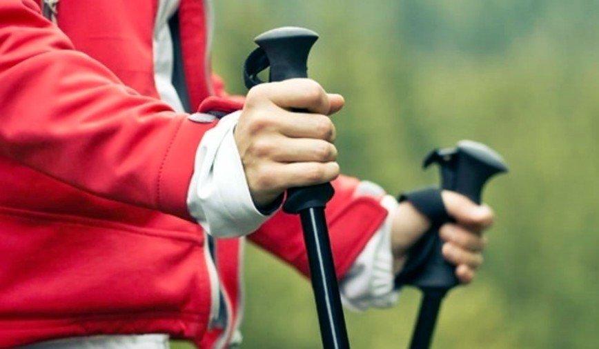Скандинавская ходьба поможет справиться со стрессом