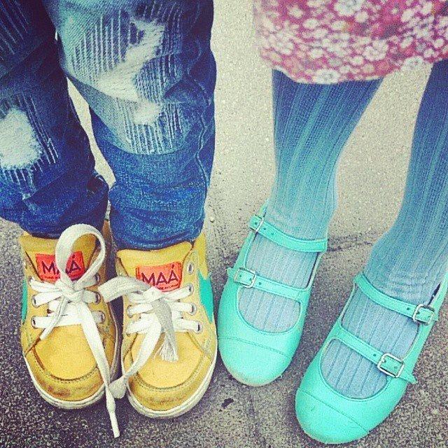 Модные и стильные с детства