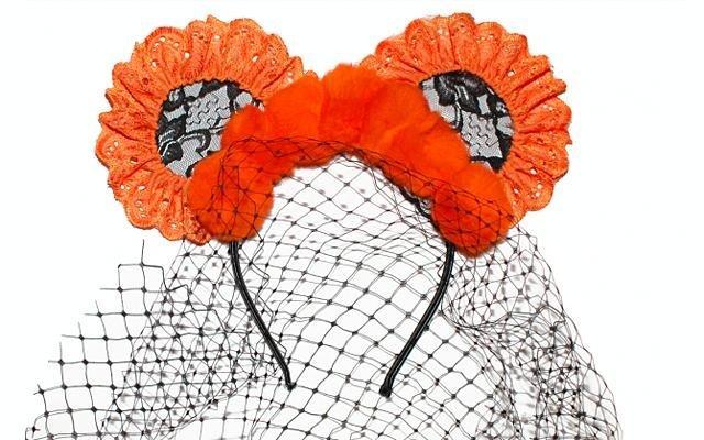 Ушки Микки-Мауса своими руками: И вуаля, наши ушки Микки-Мауса готовы!    С любовью, [url=https://www.facebook.com/LiliaFisherDesign]Лилия Фишер[/url]!