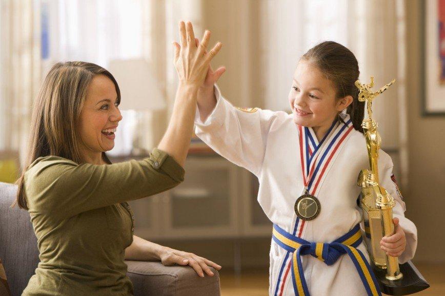 Специальные Центры помогут родителям в выборе вида спорта для детей