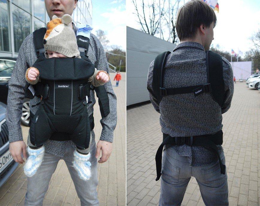 Тест драйв рюкзак кенгуру tosca rossi рюкзак