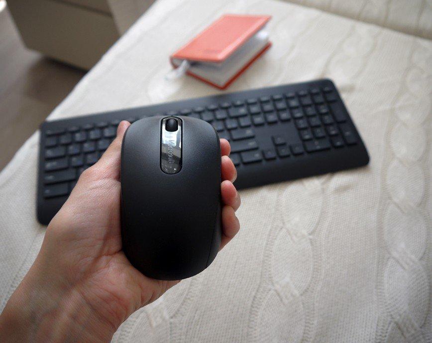 Тест-драйв беспроводной клавиатуры и мыши Wireless Desktop 900