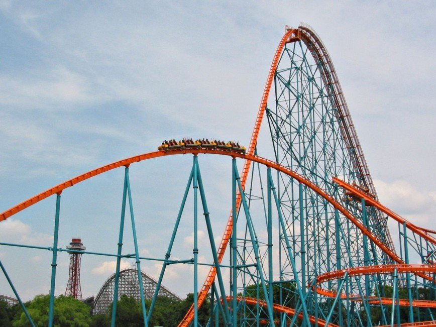 an analysis of the roller coasters in the united states of america 24 united states roller coaster manufacturing base 6 production cost analysis of roller coaster (forecast), like north america (united states.