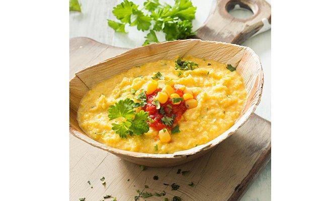 Как приготовить кукурузный суп пюре