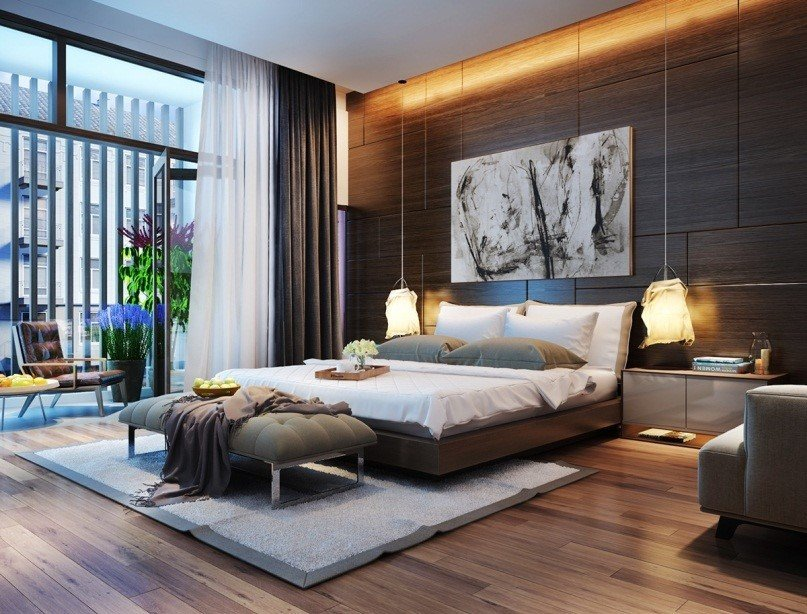 Как сделать спальню сексуальной?