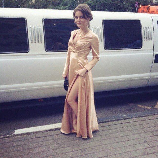 Мега платья на выпускной