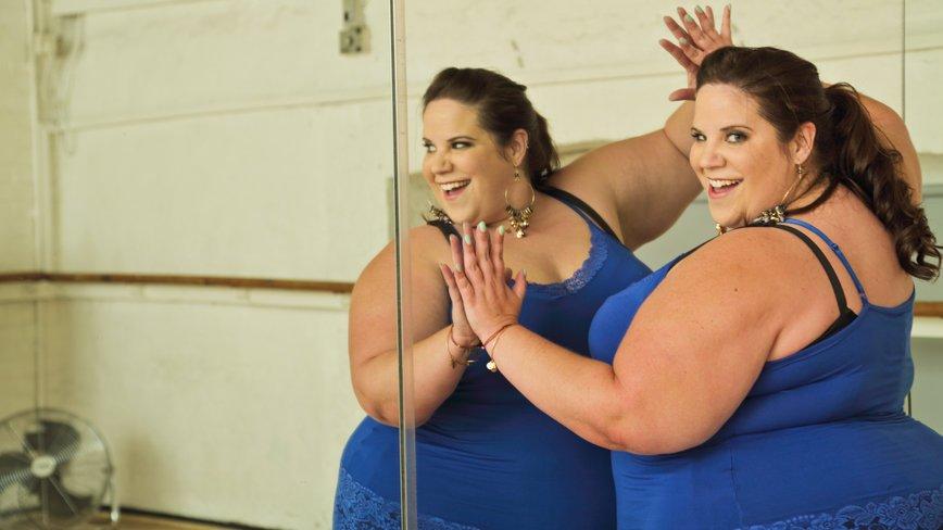 170-килограммовая Уитни Тор не советует женщинам худеть