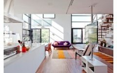 Двухуровневые апартаменты в Сан-Паулу, Бразилия.