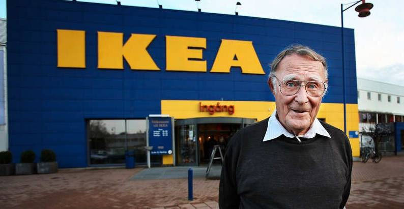 a history of ikea a swedish catalogue founded by ingvar kamprad