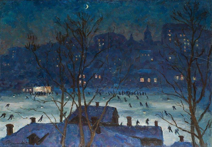 Музей русского импрессионизма приглашает на «Ночь в Музее»