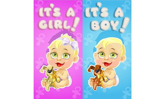 Поздравляем с рождением двойни