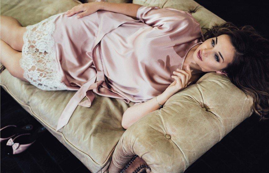 Анфиса Чехова стала лицом новой коллекции бренда Petit Pas