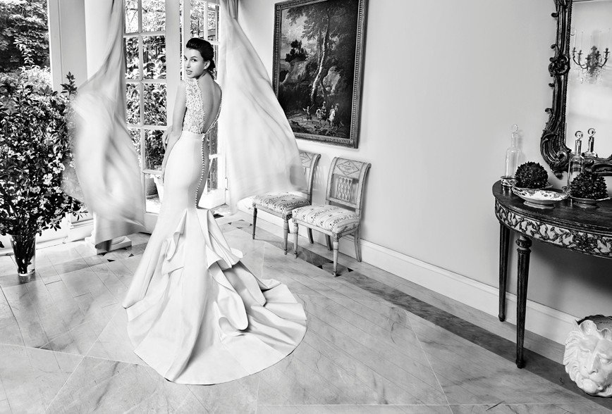 Свадебная коллекция весна-2016 от Carolina Herrera