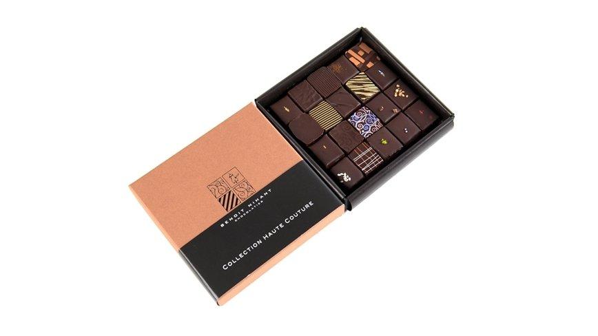 Новогодний стол без санкций: какие деликатесы заказать из Европы?: [b]Набор бельгийского шоколада Benoît Nihant - Бельгия ($21) [/b]    Какой десерт может быть лучше изысканных шоколадных конфет?