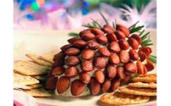 Новогодний салат «Кедровая шишка»