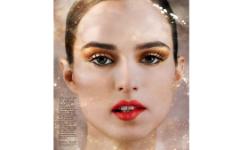Новогодний макияж Сони Карпуниной