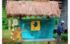Национальные парки Перинет и Мантадия