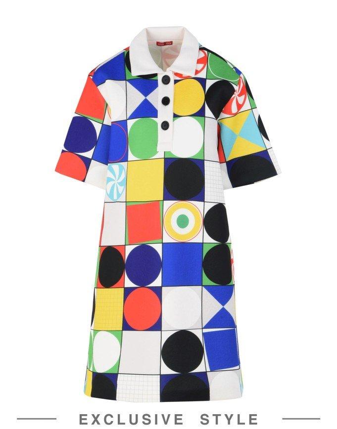 Взрыв цвета: 23 модные вещи в стиле колор блокинг