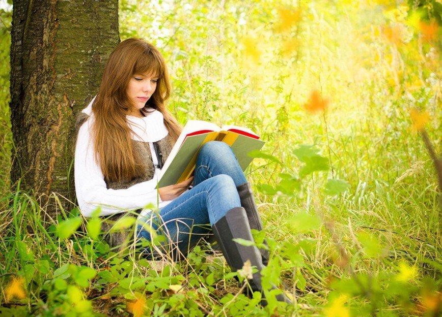 5 книг для приятного чтения в майские праздники