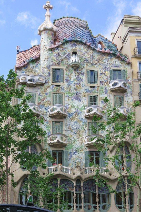 Дом как арт-объект: в них живут обычные люди