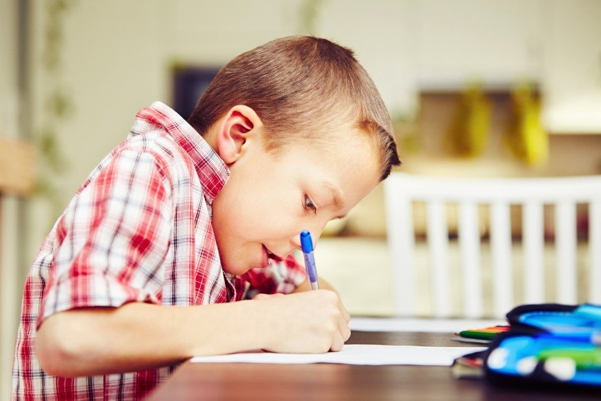 Письмо от руки помогает учиться лучше