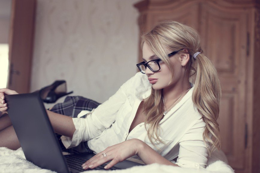 Как удовлетворить своего мужчину в режиме Online