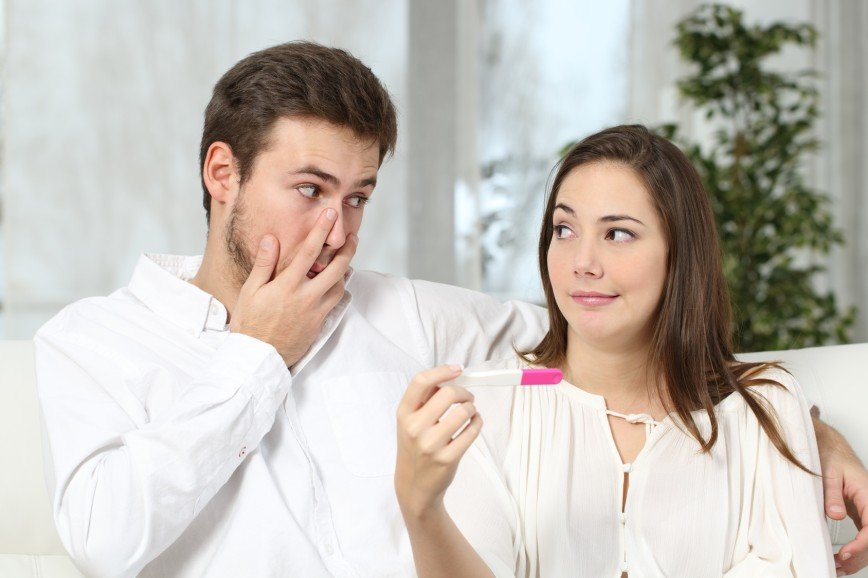 Женские секреты: как забеременеть, если муж против?