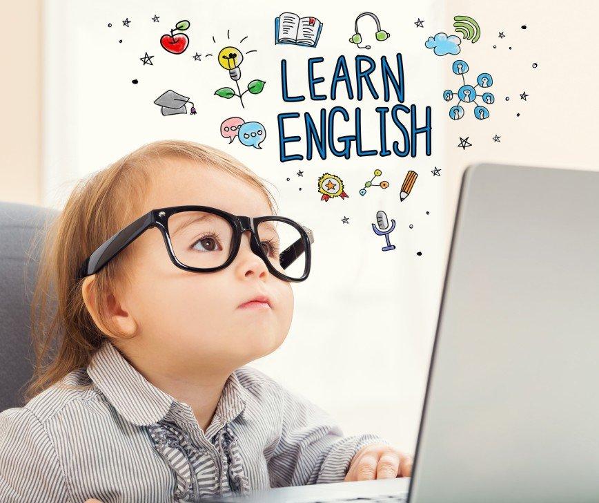 Бесплатные занятия английским языком для детей на Экомаркете