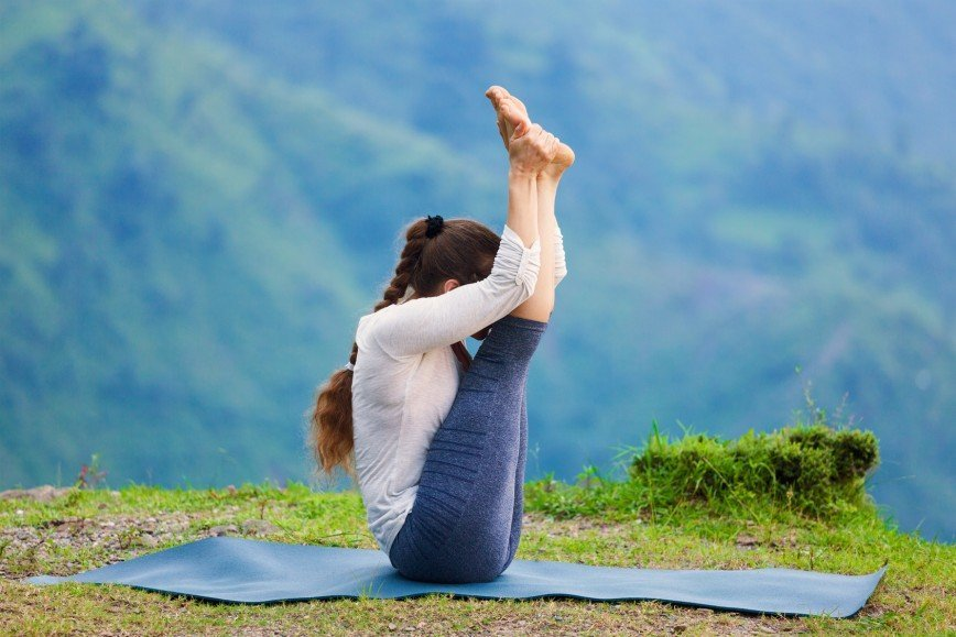 Йога без травм