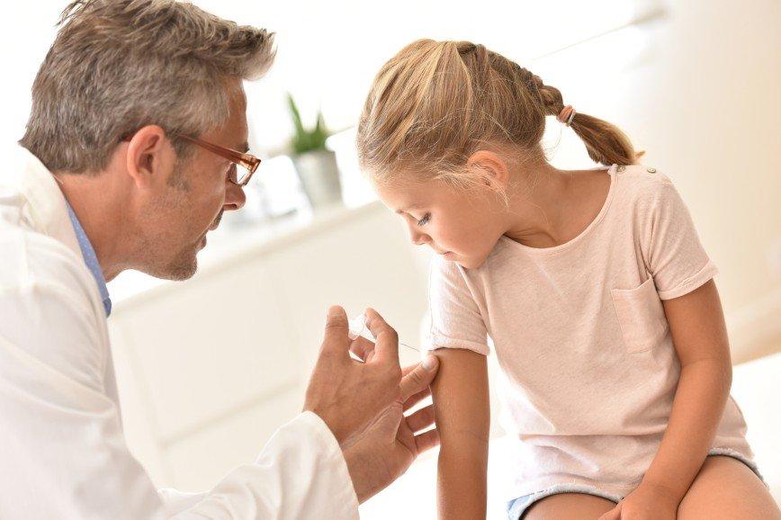 Педиатры обсудили прививку от пневмококковой инфекции