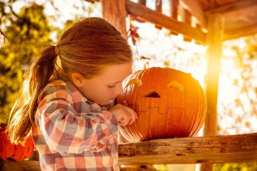 Настоящие зловещие шалости на Хэллоуин