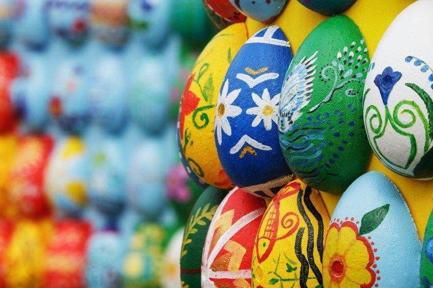 Все на Парад яиц!