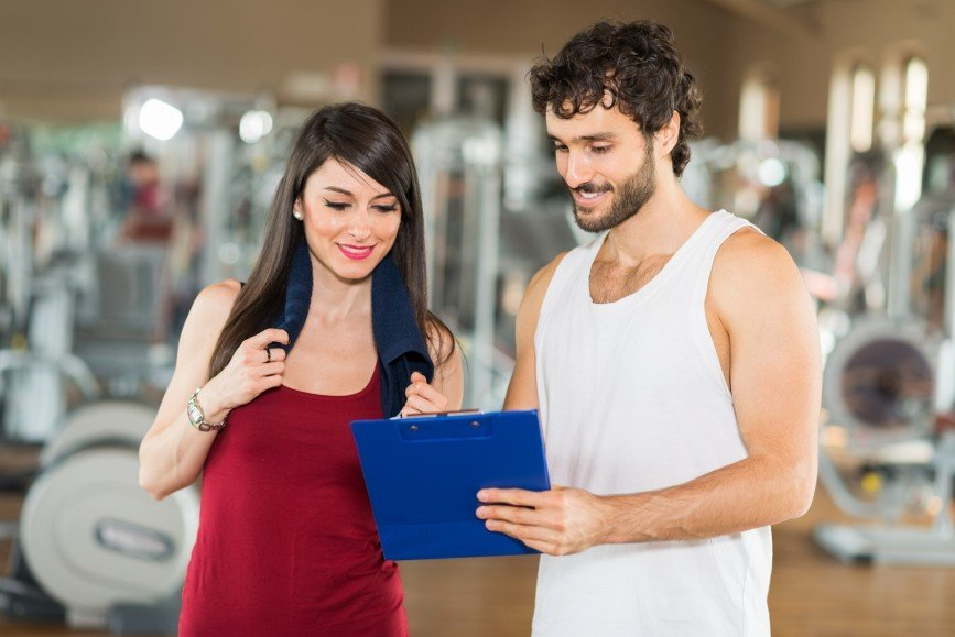 Самые странные вопросы от женщин в фитнес-клубе