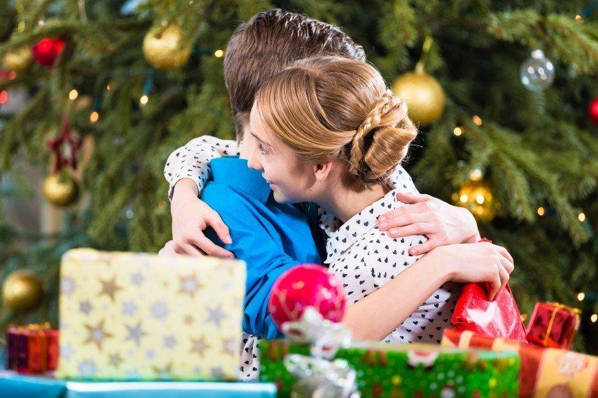 Самые трогательные рождественские видео