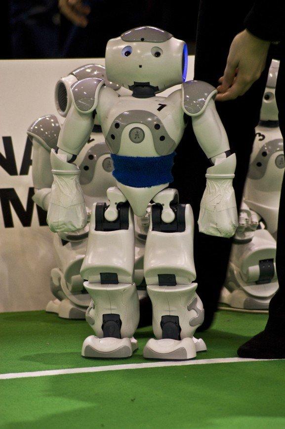 Робот предскажет результаты матчей Кубка Конфедерации FIFA