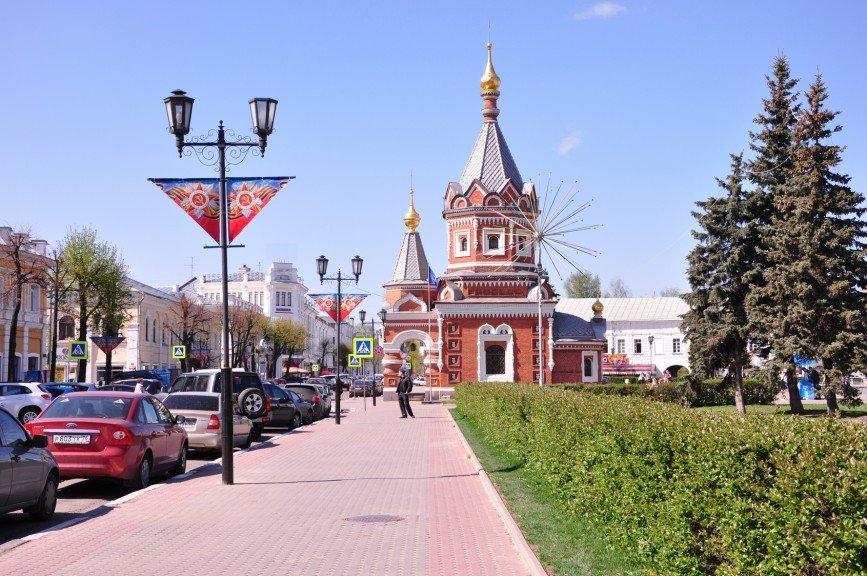 Москва – Ярославль – Тутаев – Москва