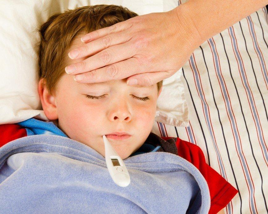 Маме на заметку: как уберечь ребенка от гриппа