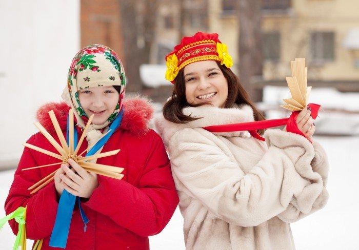 Масленица-2015: праздничные гуляния в Москве