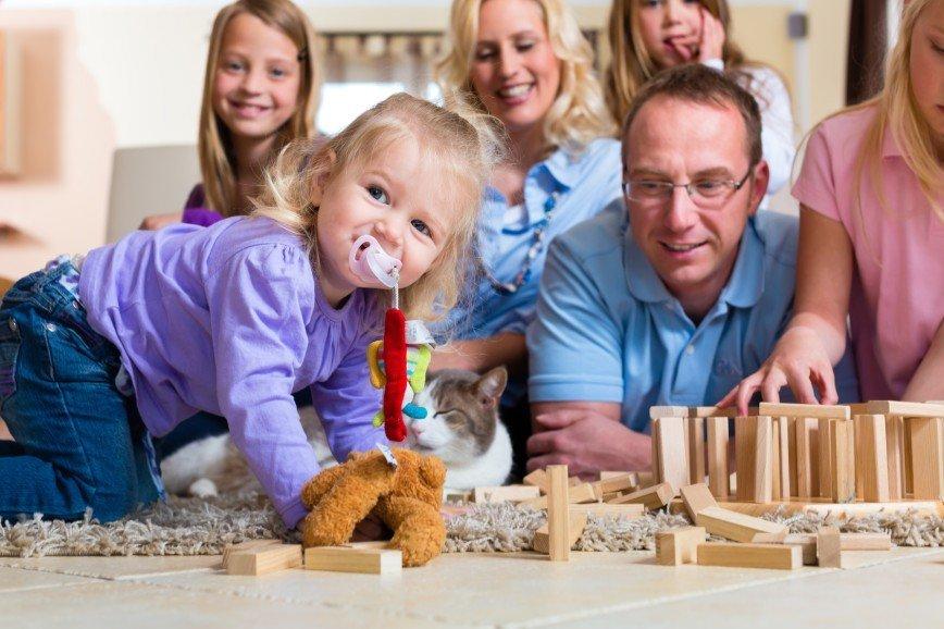 4 показателя готовности ребенка к детскому саду: