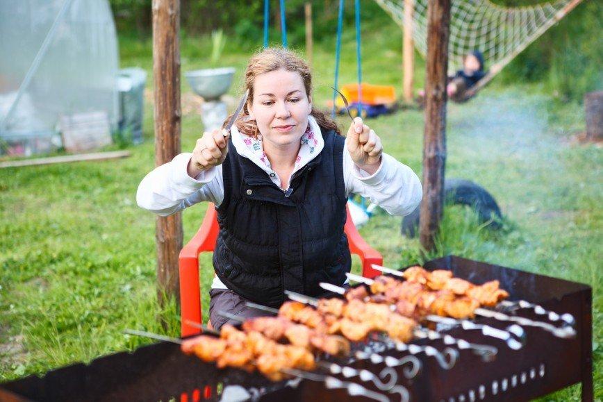 Три правила, о которых нельзя забывать во время пикника