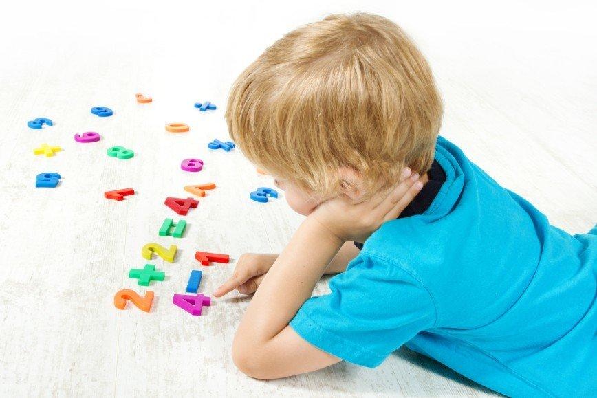Как привить ребенку любовь к математике?