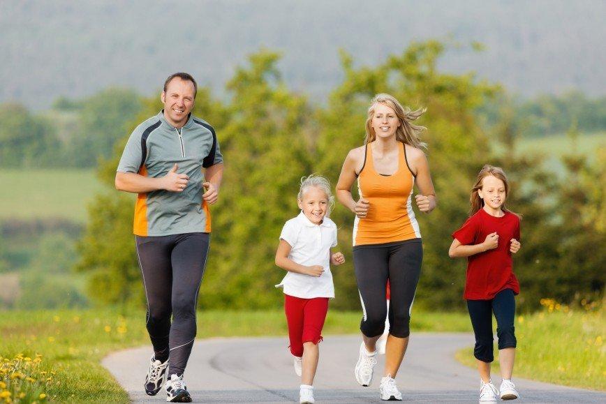 Первый семейный фестиваль «Ваше здоровье в ваших руках»