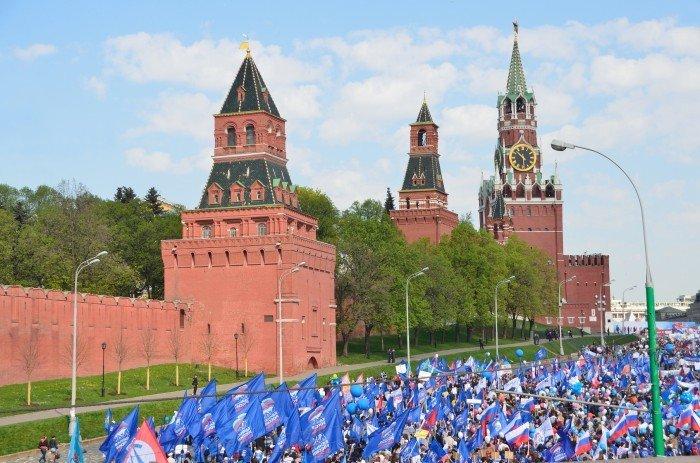 Куда пойти в Москве на майские праздники?